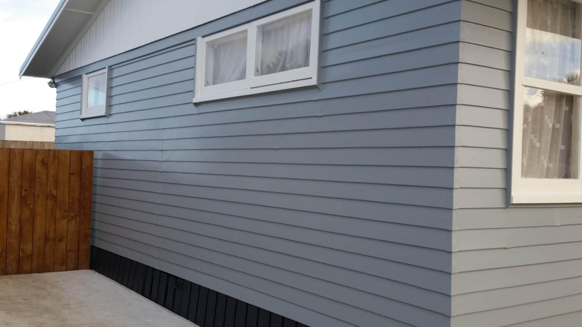 exterior wall paiting